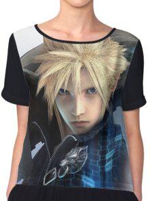 Cloud | Final Fantasy VII Chiffon Top