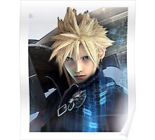 Cloud | Final Fantasy VII Poster