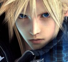 Cloud | Final Fantasy VII Sticker