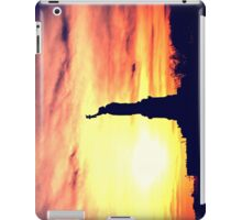 Lady of Liberty Silhouette iPad Case/Skin