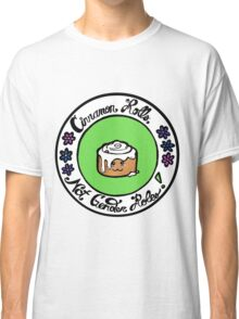 Cinnamon Rolls, Not Gender Roles! Classic T-Shirt