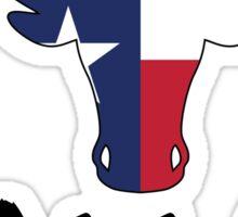 Dallas Longhorn Sticker