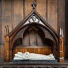 Carlisle Cathedral tomb by jasminewang