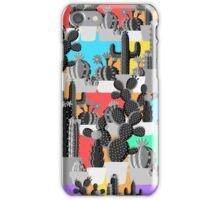Happy Cactus iPhone Case/Skin