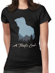 UC4 Drake Womens Fitted T-Shirt