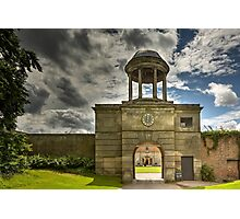 Attingham-Gate house Photographic Print