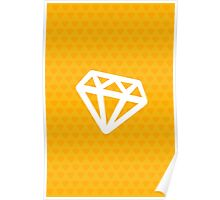 Diamonds in a Goldmine Poster
