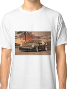 German Sports Car 'Maui Shores' Classic T-Shirt