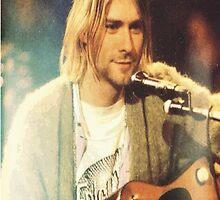 Kurt Cobain by emmieeann