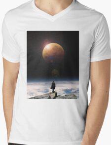 Lonely mate. Mens V-Neck T-Shirt