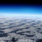 High above the clouds horizon  by Sookiesooker