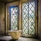 Medieval Window by Sue Martin