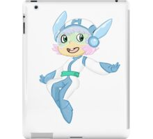 Commander Holly Spacesuit iPad Case/Skin