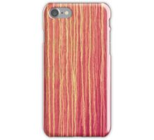 Red Yellow iPhone Case/Skin