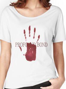 Profound Bond Women's Relaxed Fit T-Shirt