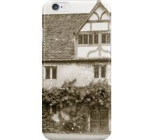 A Quiet Corner iPhone Case/Skin