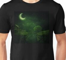 countryside at night Unisex T-Shirt