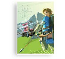Breath of the Wild - Legend of Zelda Canvas Print