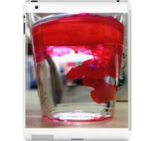 Ink Pot - Red iPad Case/Skin