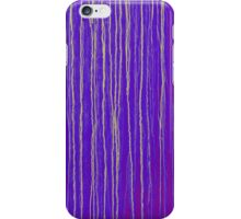 Purple Train Car Texture iPhone Case/Skin