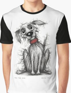 Rags the dog Graphic T-Shirt