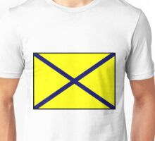 Number 5 Flag Unisex T-Shirt