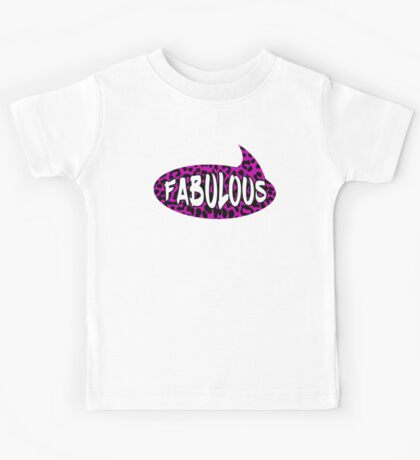 FABULOUS Kids Tee
