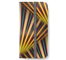 Dark Retro Rays iPhone Wallet/Case/Skin