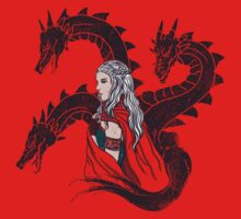 Mother of Dragons by xiaobaosg