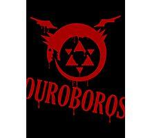 Ouroboros Photographic Print