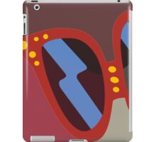 Glasses iPad Case/Skin