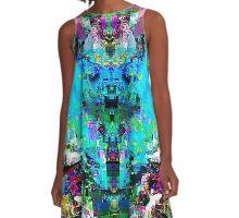 TYXPI 15 A-Line Dress