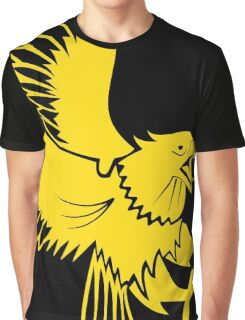Soaring  Confidence Y/B Graphic T-Shirt