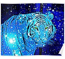Spirit Tiger Poster