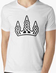 Shalidor's City Mens V-Neck T-Shirt