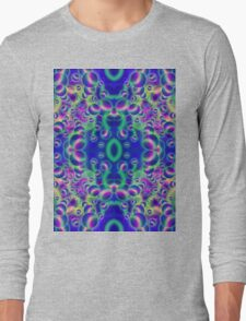 Psychedelic Visions Long Sleeve T-Shirt