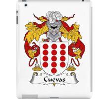 Cuevas Coat of Arms/Family Crest iPad Case/Skin