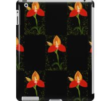 Floral - Passion Flower iPad Case/Skin