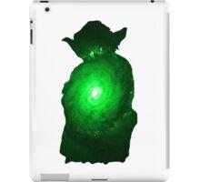 Yoda, I am. iPad Case/Skin