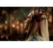King Thranduil Photographic Print