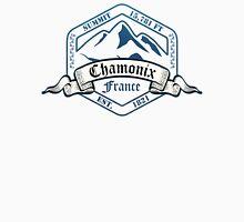 Chamonix Ski Resort France Unisex T-Shirt