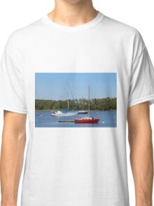 Red White And Blue Classic T-Shirt