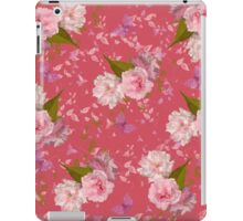 Floral Blossoms iPad Case/Skin