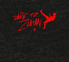 Dare to Zlatan in manchester Tri-blend T-Shirt