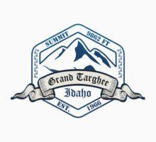 Grand Targhee Ski Resort Idaho One Piece - Long Sleeve