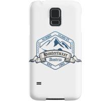 Hintertuxer Ski Resort Austria Samsung Galaxy Case/Skin