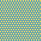 Lemon Allover Pattern by Cheesybee