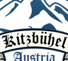 Kitzbuhel Ski Resort Austria Sticker