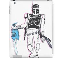 No Disintegrations iPad Case/Skin