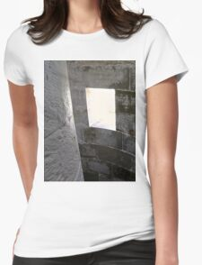 Inner Lighthouse Womens Fitted T-Shirt